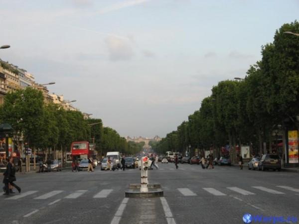 Достопримечательности Франции - Елисейский дворец