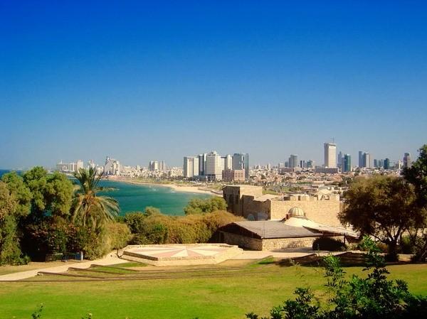 Израиль. Хождение за 4 моря