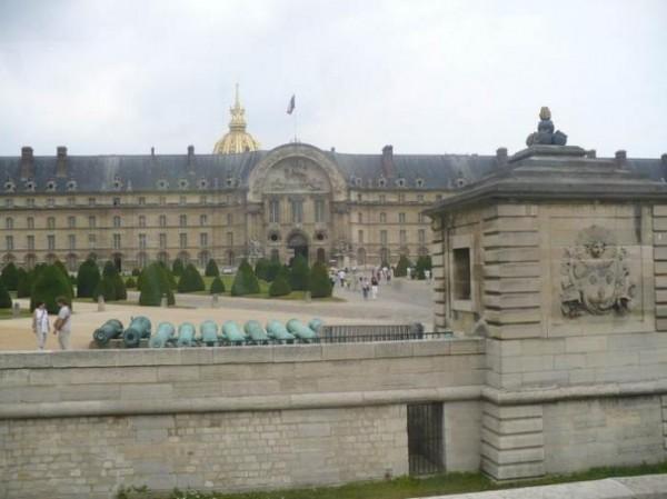 Достопримечательности Франции - Дворец-замок Ане