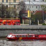 City Sightseeing запустил речные «автобусы» по Москве-реке