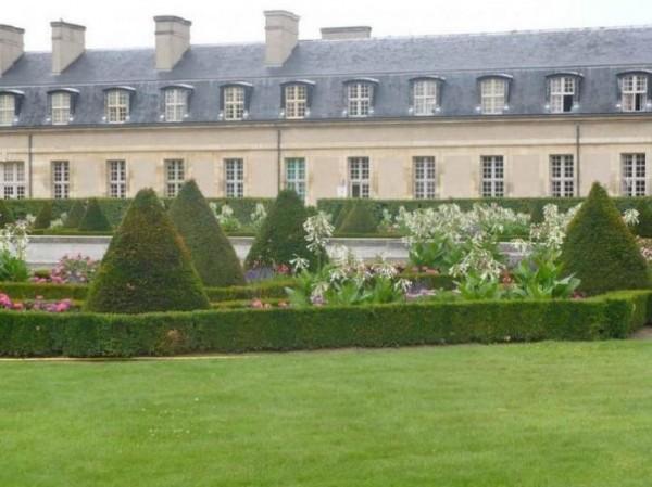 Достопримечательности Франции - Версаль (фр. Parc et chвteau de Versailles)