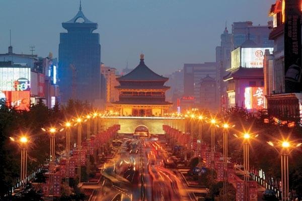 Вечный город Сиань