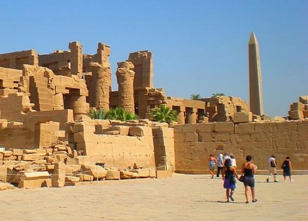 Луксор в Египте - обзор достопримечательностей