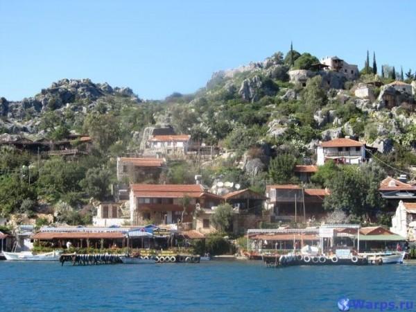 Города Турции - Фетхие