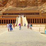 Храм царицы Хатшепсут и история ее правления (Египет)