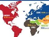 Значение туризма в мире растёт тотально