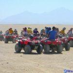 Экскурсии в Турции —  Сафари на квадроциклах