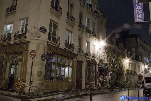 Города Франции - Гавр
