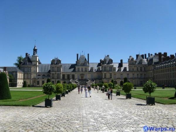 Экскурсии во Франции - Фонтебло + Сен-Женевьев-де-Буа