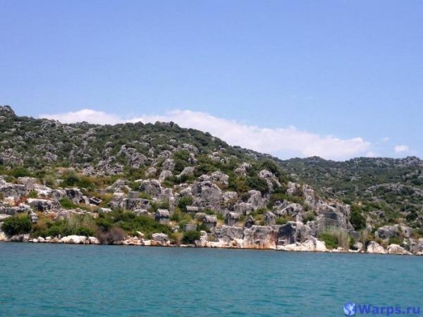 Черноморское побережье Турции (обзор курортов)