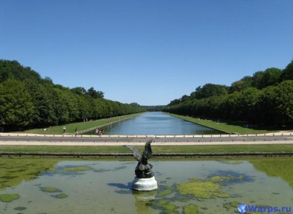 Экскурсии во Франции - Версаль и Фонтенбло