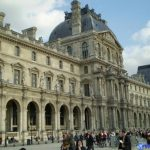 Достопримечательности Франции — Луврский дворец