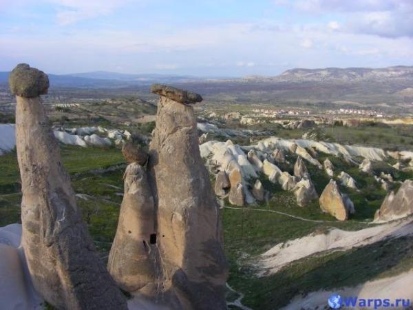 Достопримечательности Турции - Долина Ихлара