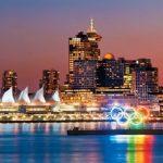 Фотографии Ванкувера, где пройдет XXI Зимняя Олимпиада